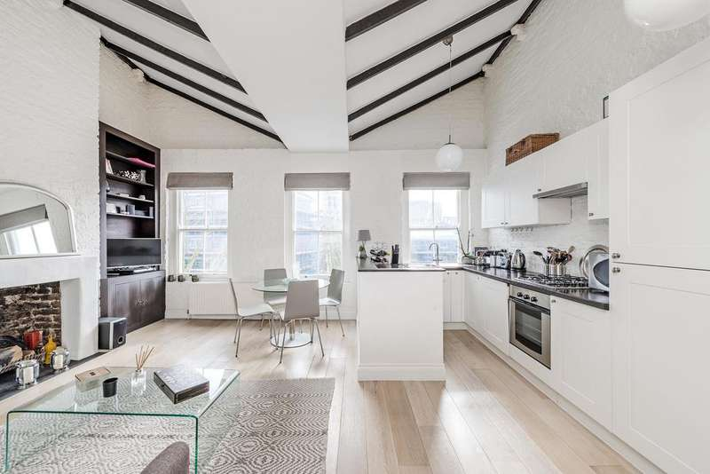 1 Bedroom Flat for sale in Westbourne Park Road, W11