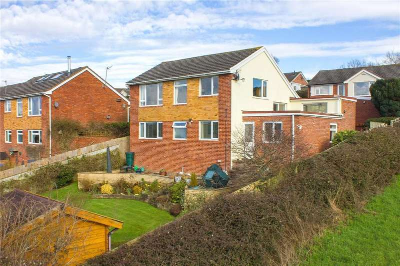 3 Bedrooms Detached House for sale in Woodleigh Close, Exeter, Devon, EX4