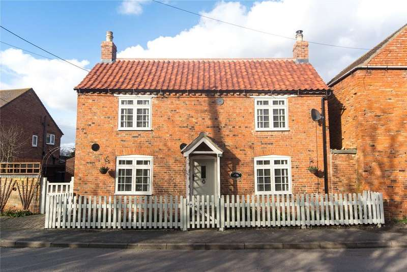 3 Bedrooms Detached House for sale in Station Road, Scredington, NG34