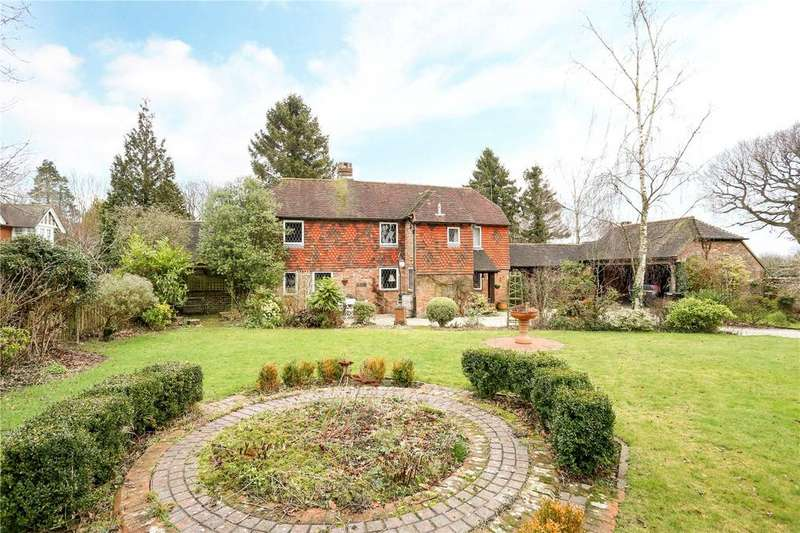 4 Bedrooms Unique Property for sale in Station Road, Plumpton Green, Lewes, East Sussex, BN7