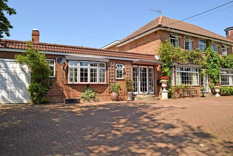 4 Bedrooms Detached House for sale in Lane End Road, Bembridge, Isle of Wight, PO35 5SU