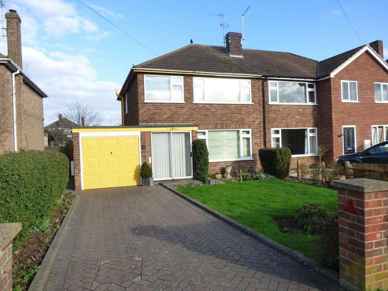 3 Bedrooms Semi Detached House for sale in Woolram Wygate, Spalding