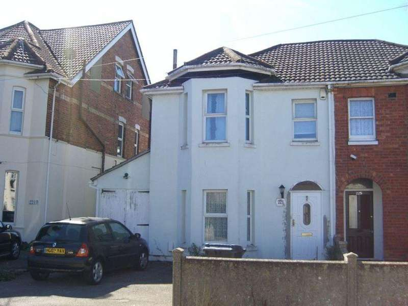 5 Bedrooms Semi Detached House for rent in Stewart Road