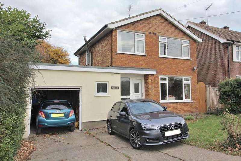 3 Bedrooms Detached House for sale in Private Road, Chelmsford, Essex, CM2