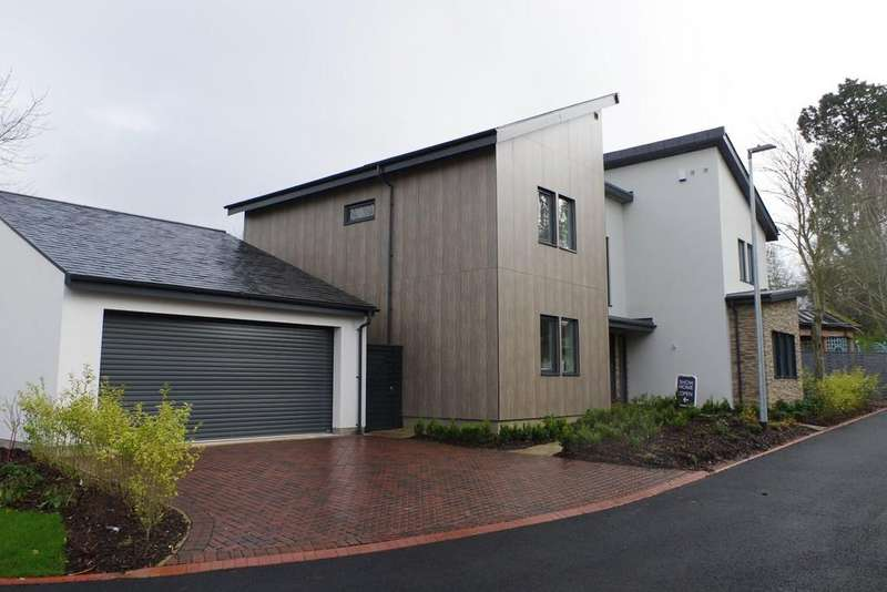 6 Bedrooms Detached House for sale in 2 Garth House Gardens, Greenfield Lane