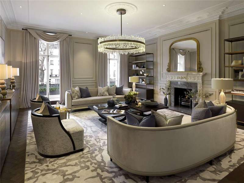 6 Bedrooms Terraced House for sale in Chester Square, London, SW1W