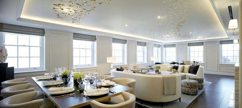 3 Bedrooms Apartment Flat for sale in Grosvenor Square, London, W1K