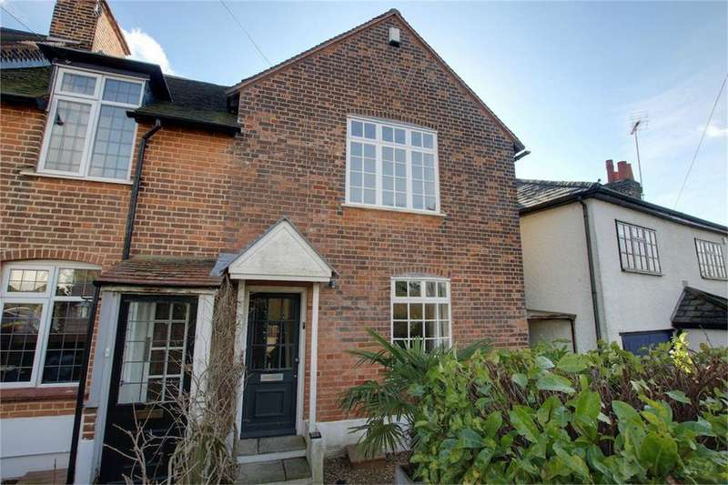 2 Bedrooms End Of Terrace House for sale in Baldwins Hill, Loughton, Essex