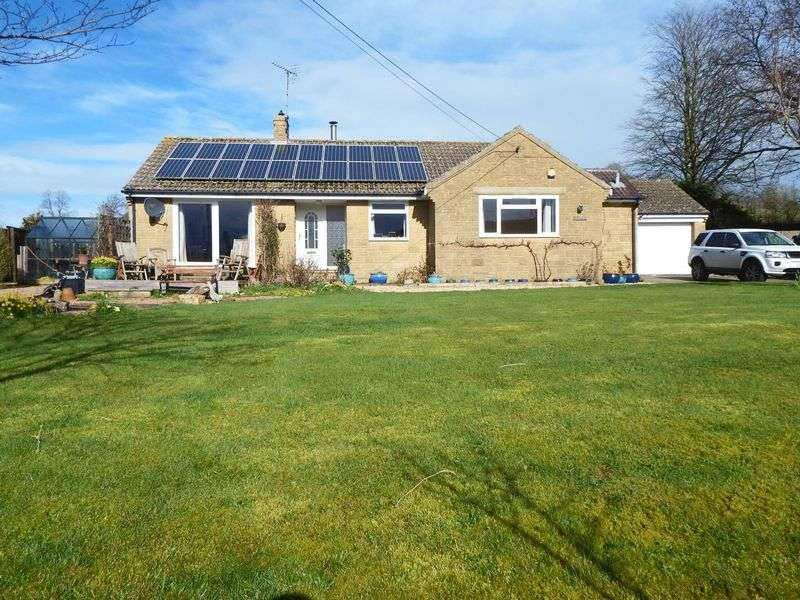 3 Bedrooms Detached Bungalow for sale in Stoney Lane, Stocklinch