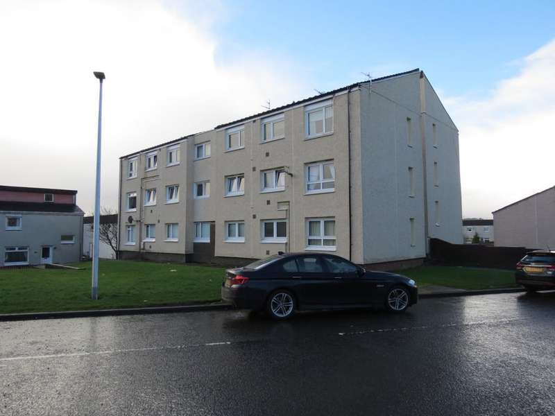 2 Bedrooms Flat for sale in Gilmartin Road, Paisley PA3