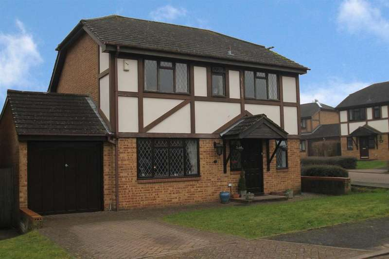 4 Bedrooms House for sale in Rocks Close, East Malling, West Malling