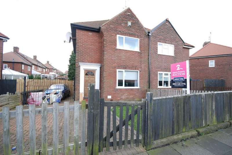 2 Bedrooms Semi Detached House for sale in Purley Road, Plains Farm