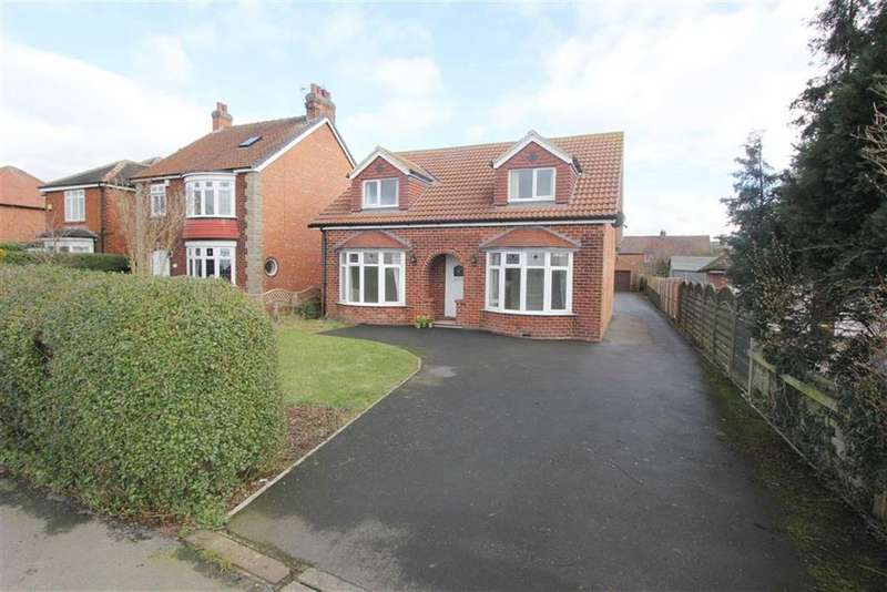 3 Bedrooms Detached Bungalow for sale in Newton Road, Great Ayton