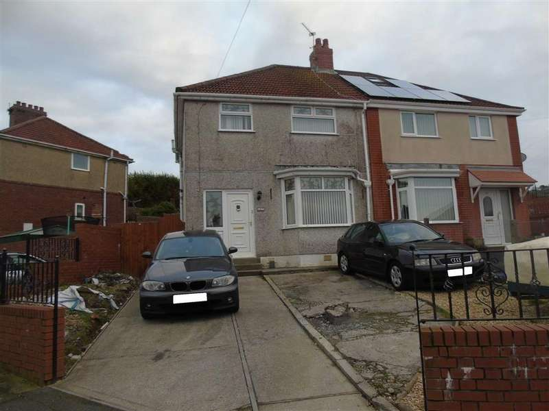 3 Bedrooms Semi Detached House for sale in Garden Suburbs, Trimsaran, Llanelli