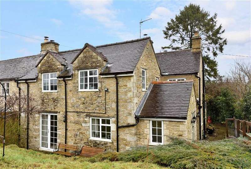 3 Bedrooms Cottage House for sale in Cleveley, Enstone, Oxfordshire