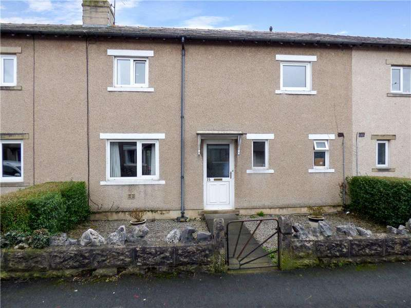 3 Bedrooms Terraced House for sale in Marshfield Road, Settle, North Yorkshire
