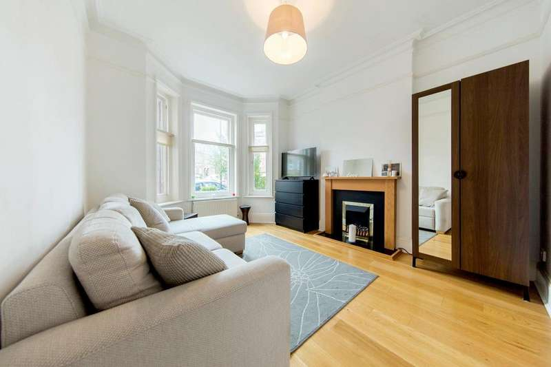 1 Bedroom Flat for sale in Hailsham Avenue, SW2
