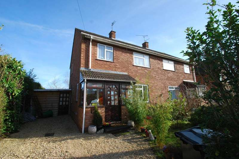 3 Bedrooms Semi Detached House for sale in Pound Bank Road, Malvern