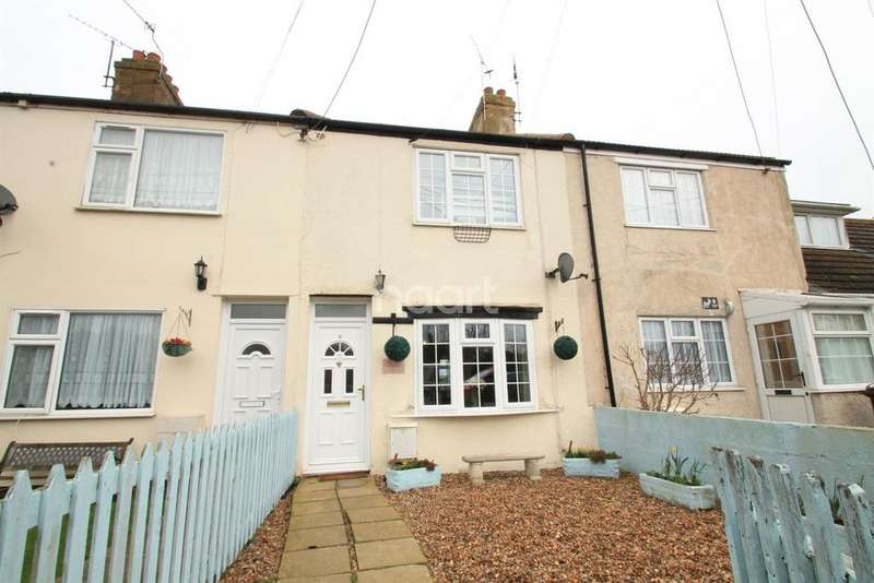 3 Bedrooms Terraced House for sale in Eastchurch Road, Minster
