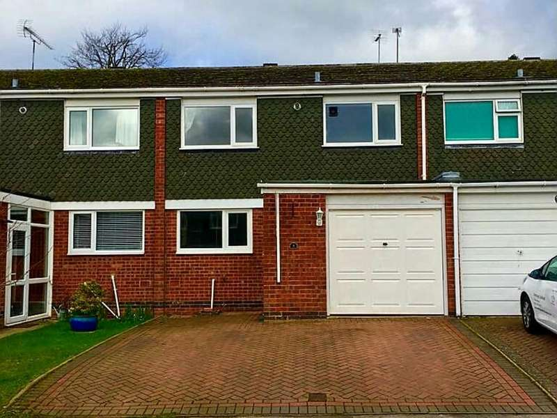 3 Bedrooms Terraced House for sale in Arden Close, Balsall Common