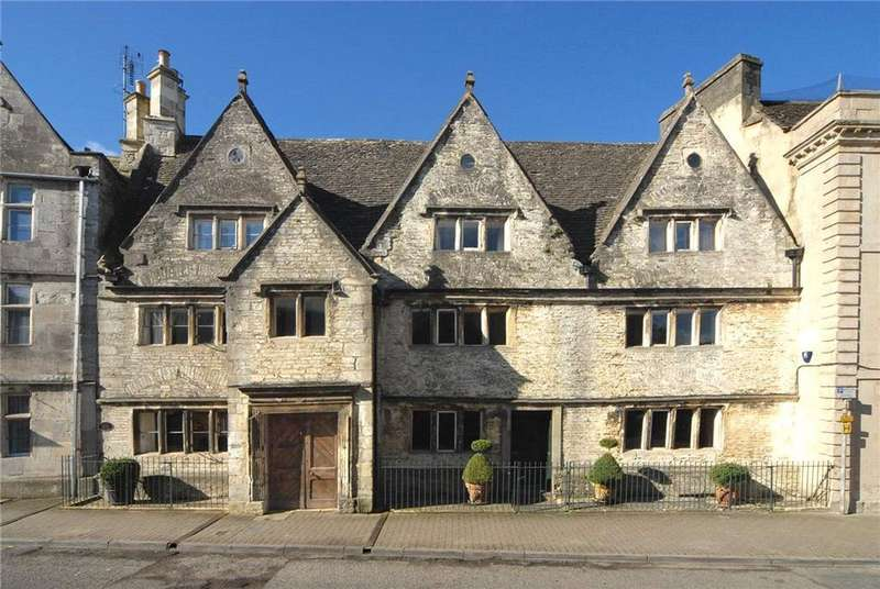 2 Bedrooms Terraced House for sale in Long Street, Tetbury, Gloucestershire, GL8