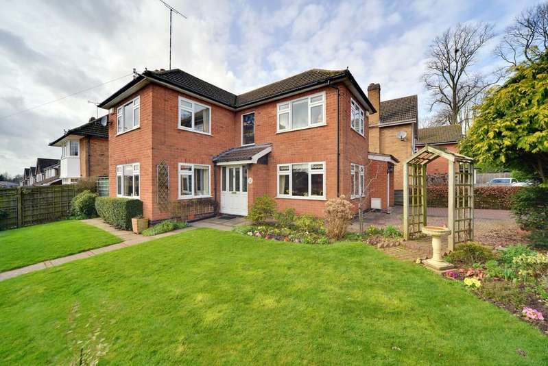 3 Bedrooms Detached House for sale in Mercia Avenue, Kenilworth