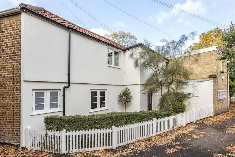 4 Bedrooms Semi Detached House for sale in Thames Bank, East Sheen, London, SW14