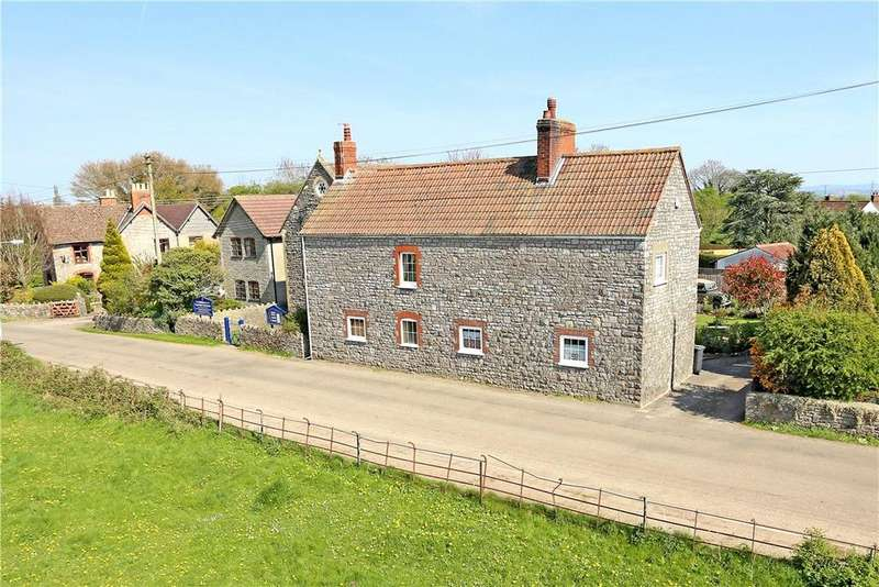 4 Bedrooms Detached House for sale in Itchington Road, Tytherington, Gloucestershire, GL12