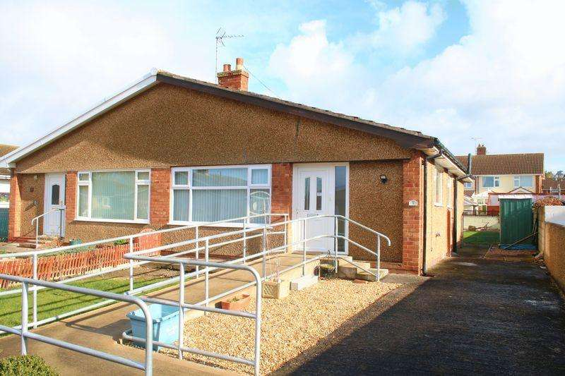 2 Bedrooms Semi Detached Bungalow for sale in 1 Links Avenue, Rhuddlan