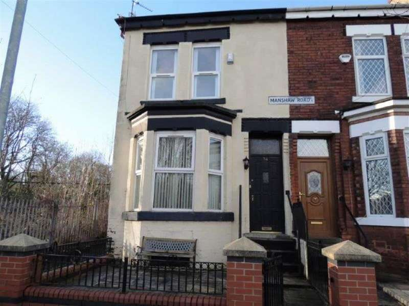3 Bedrooms Property for sale in Manshaw Road, Delamere Park, Manchester