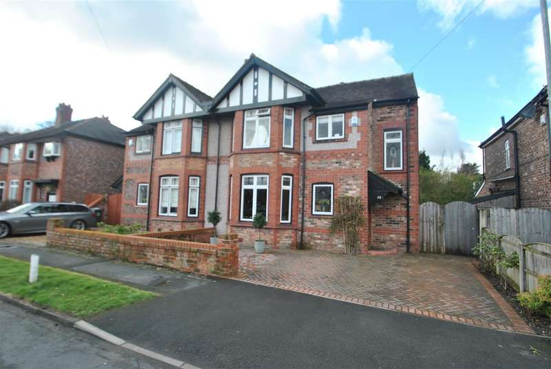 4 Bedrooms Property for sale in Stanley Avenue, STOCKTON HEATH, Warrington, wa4