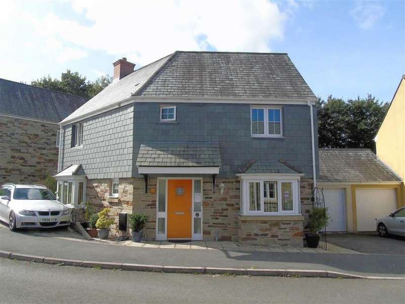 3 Bedrooms Detached House for sale in Lady Beam Court, Kelly Bray, Cornwall
