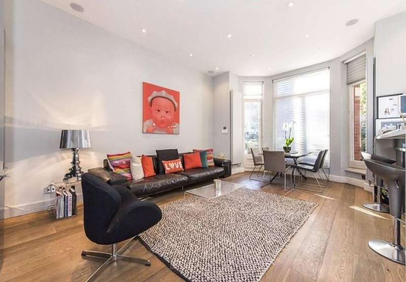 2 Bedrooms Apartment Flat for sale in Carlton Hill, St John's Wood
