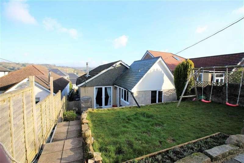 3 Bedrooms Bungalow for sale in Manor Estate, Horrabridge, Devon