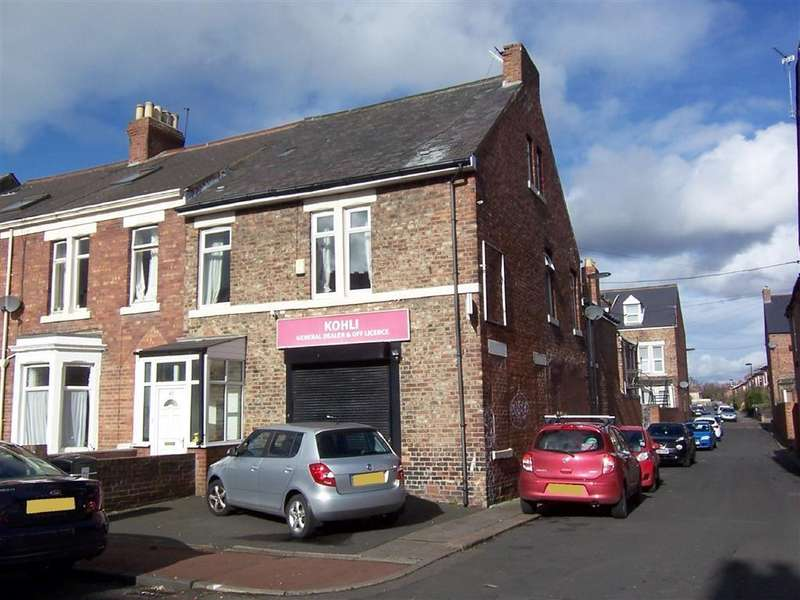 4 Bedrooms Terraced House for sale in Rothbury Terrace, Newcastle Upon Tyne, NE6
