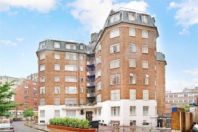4 Bedrooms Flat for sale in Stourcliffe Close, Stourcliffe Street, London