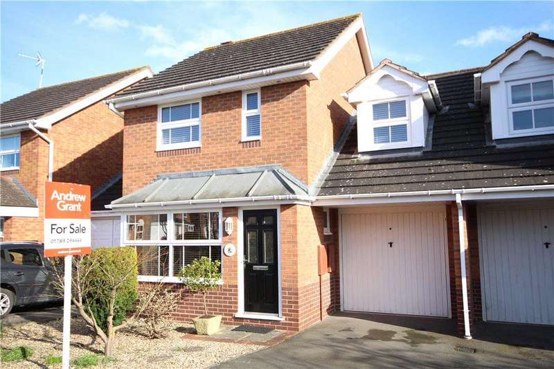 3 Bedrooms Semi Detached House for sale in Plover Close, Stratford-upon-Avon, CV37