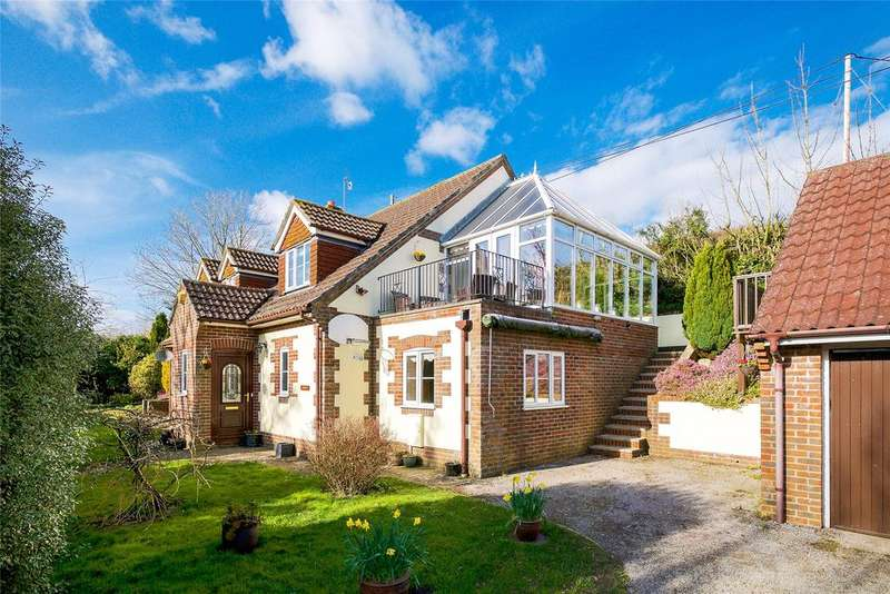 4 Bedrooms Detached House for sale in Cheselbourne, Dorset