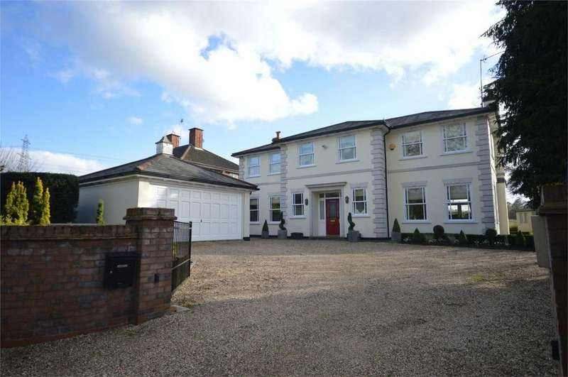 5 Bedrooms Detached House for sale in The Street, Berden, Bishops Stortford