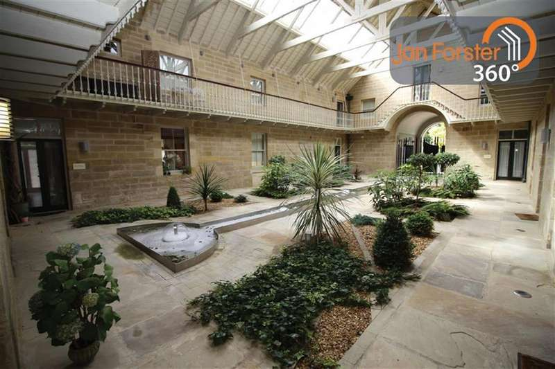2 Bedrooms Flat for sale in The Stables, Bedlington, NE22