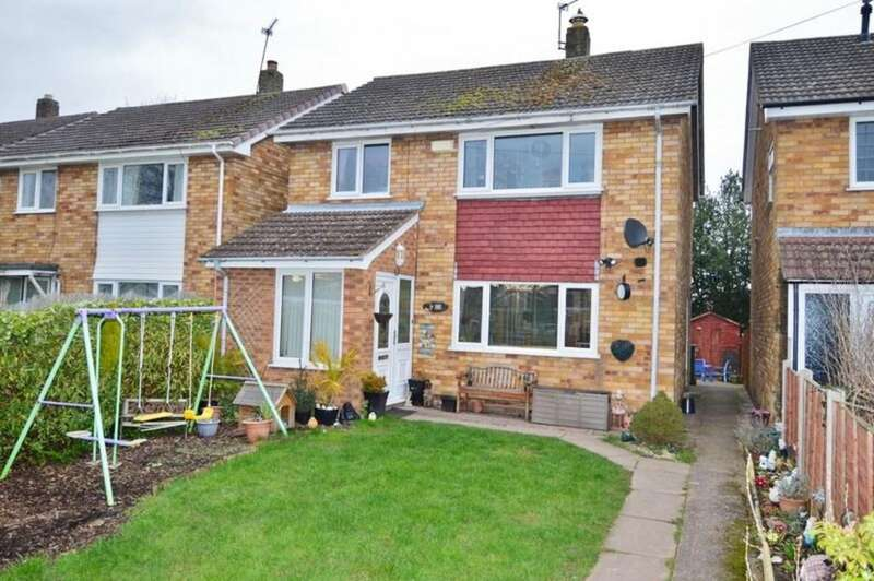 3 Bedrooms Detached House for sale in The Beeches, Rugeley