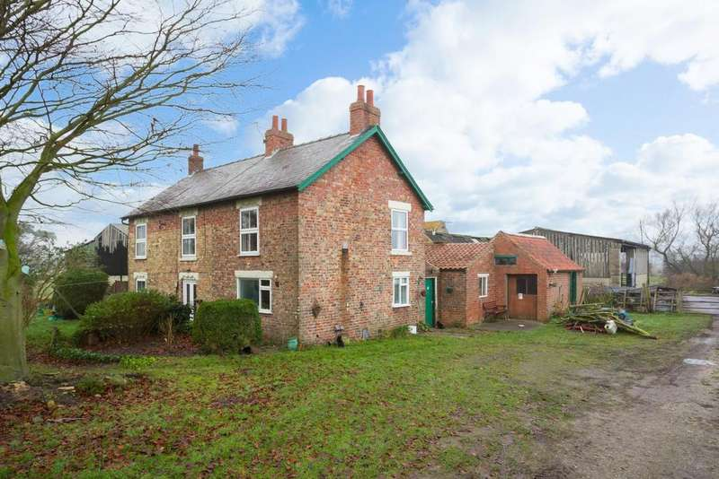 3 Bedrooms House for sale in Feoffee Lane, Yapham, York