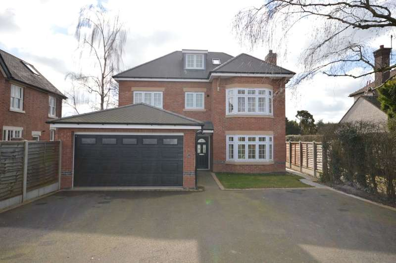 5 Bedrooms Detached House for sale in Foston Road, Countesthorpe, Leicester, LE8