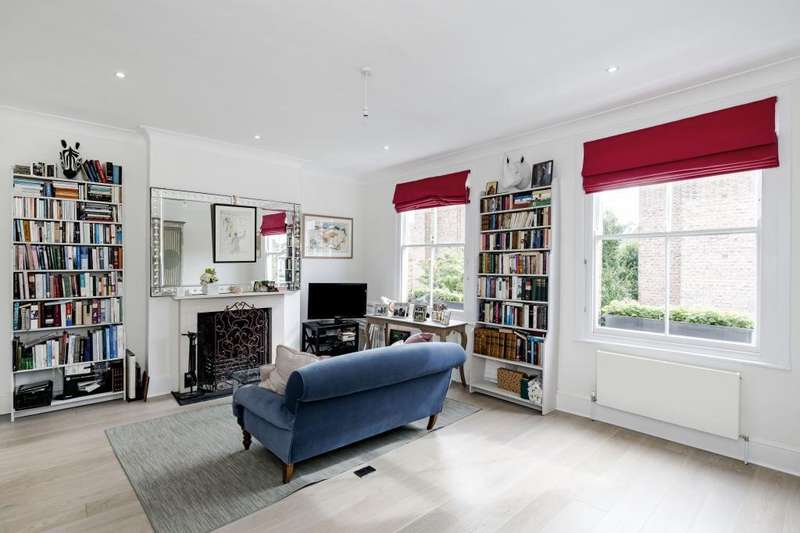 5 Bedrooms Maisonette Flat for sale in Benbow Road, London, W6