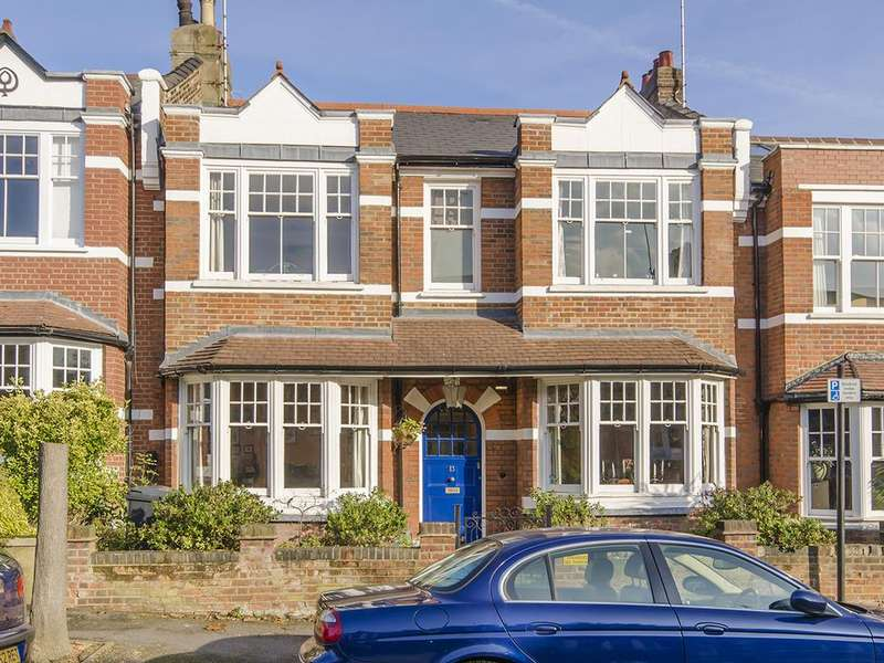 4 Bedrooms Terraced House for sale in Bedford Road, N8