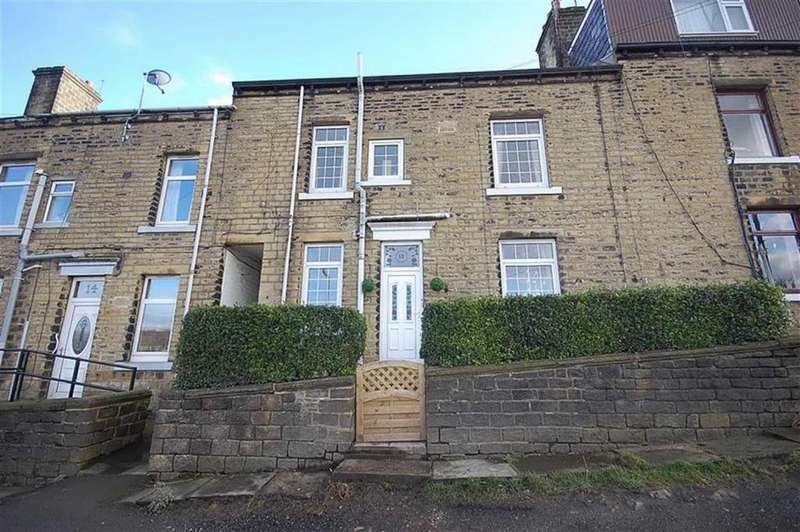 3 Bedrooms Terraced House for sale in Ben Royd Terrace, Jagger Green, Holywell Green, HX4