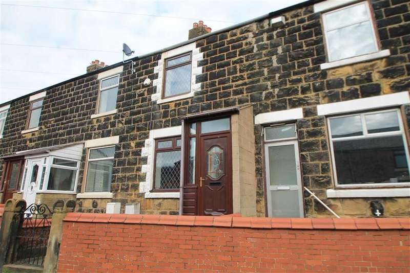 2 Bedrooms Terraced House for sale in Stoneleigh, Pentre Broughton, Wrexham
