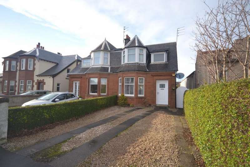 3 Bedrooms Semi-detached Villa House for sale in 7 Morven Drive, Troon, KA10 6NH