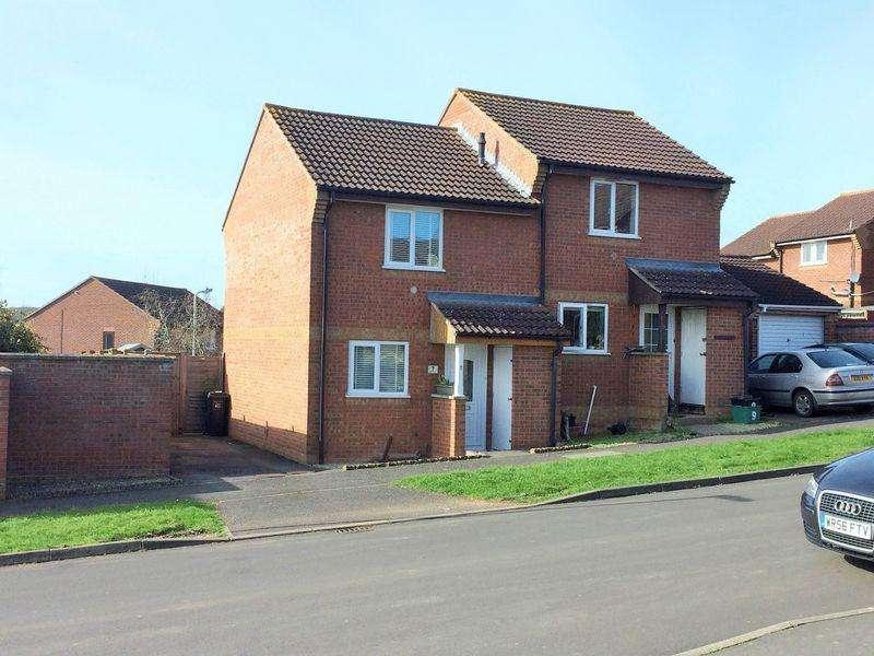 2 Bedrooms Semi Detached House for sale in Allen Road, Bridgwater