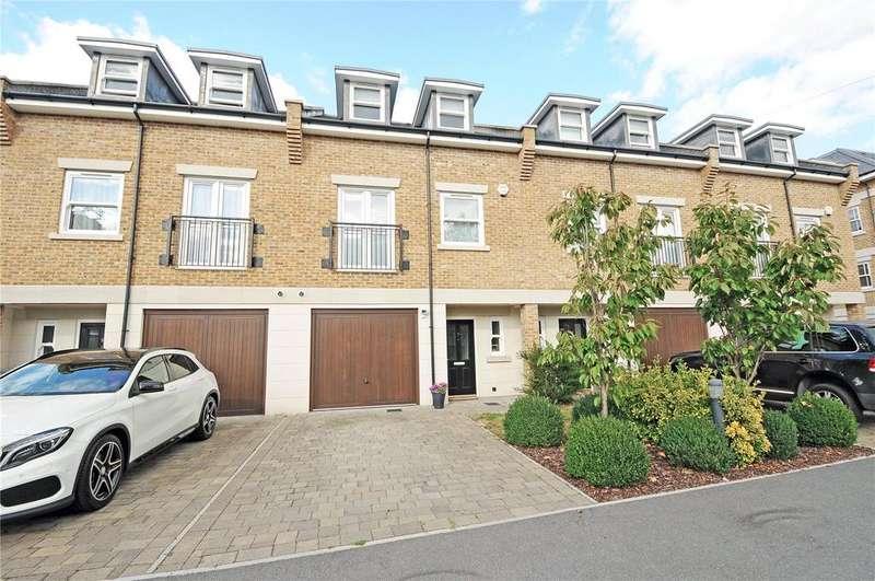 4 Bedrooms Terraced House for sale in Hawtrey Road, Windsor, Berkshire, SL4